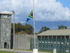 Prison Buildings On Robben Island