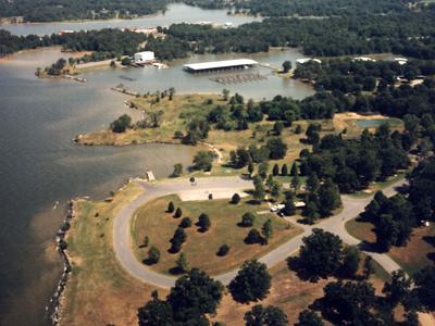 Robert S Kerr Reservoir