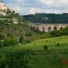Rocca Albornoz And Ponte Delle