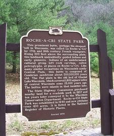 Roche A Cri State Park