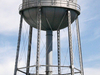 Rochester  Indiana  Water  Tower