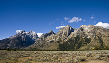 Rockchuck Peak - Grand Tetons - Wyoming - USA