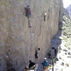 Rock Climbing Owens River Gorge