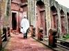 Rock-Hewn Church @ Lalibela In Ethiopia