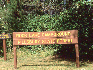 Rock Lake Campground