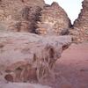 Rocks In Wadi Rumm