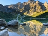 Rocks Sunrise Mountain & Morskie Oko Lake