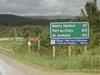 Rocky  Harbour Sign  N F L D