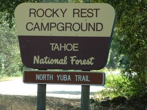 Rocky Rest Campground