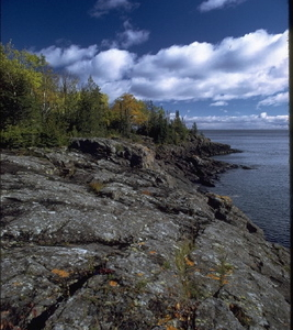 Rocky Shore, Isle Royale National Park