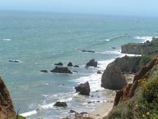 Rocky Shores At El Matador State Beach