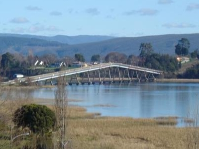 Ro Cruces Bridge