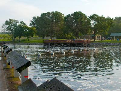 Rodman Reservoir
