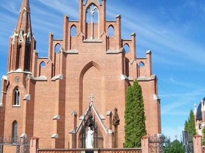 Rokiskis Church