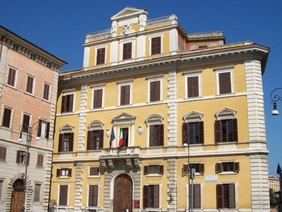 Piazza Borghese