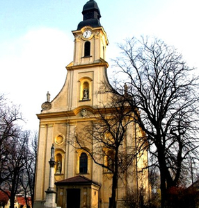 Roman Catholic Baroque Church-Sümeg