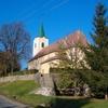 Iglesia Católica Romana-Borsosberény