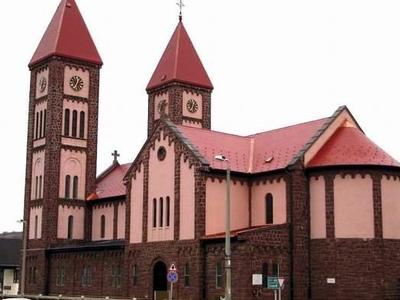 Roman Catholic Church (Szent István Tér 1), Balatonfüred