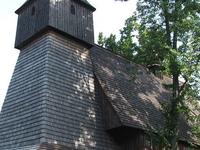 Eslovaca Cárpatos Igrejas de madeira