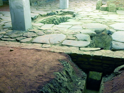 Roman Crossroads-Ruins, Szombathely