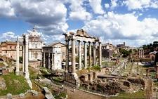 Roman Forum - Rome - Lazio