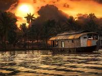 Romantic Kerala Honeymoon Tour Package