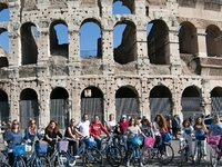 Rome Bike Tour - City Center and Panoramic Views
