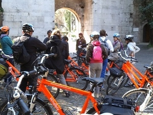 Appian Way and Aqueducts Park in 6 Hours Biking Photos