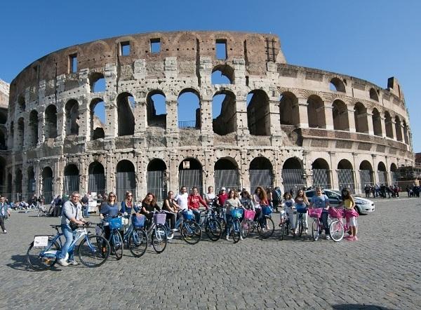 Rome Bike Tour - City Center and Panoramic Views Photos