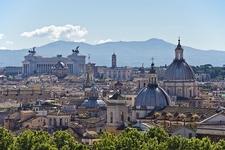Rome Skyline - Lazio