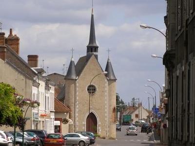 Romorantin Kerkje