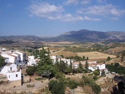 Ronda Landscape - Malaga - Andalusia