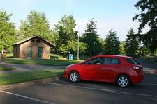 Rood Bridge Park Entrance - Hillsboro OR