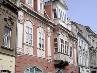 Rosalie House, Győr