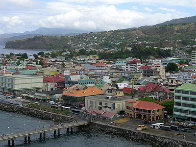 Roseau - Dominica