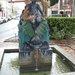 Rosettes Fountain Of Fontenay
