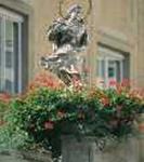 Gire Brunnen Fountain