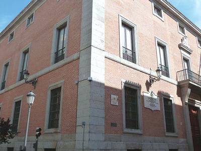Royal Academy Of History Madrid