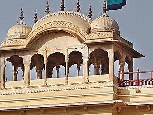 Visits : Jaipur, Ajmer and Pushkar