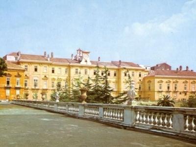 Royal Palace Of Portici