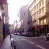 Rue Dauphine With Rue De Nesle