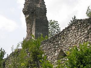 Burg Wildenstein Ruinas