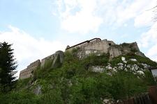 Ruins Of Arnoldstein Abbey, Carinthia, Austria