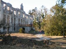 Ruins Of Póstelek Castle