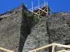 Ruins Of The Deva Citadel During Renovation