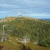 Ruka Ski Slopes In Autumn - Finland