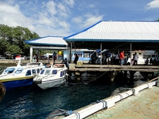 Rum Pier - Pulau Tidore - The Moluccas
