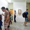 Run Amok Gallery - View