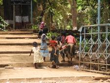 Ryewood Park Entrance - Lonavala - Maharashtra - India