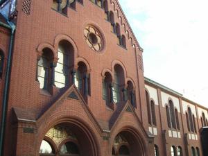 Rykestrasse Sinagoga